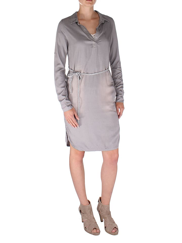 Tramontana Jeanskleid in Grau