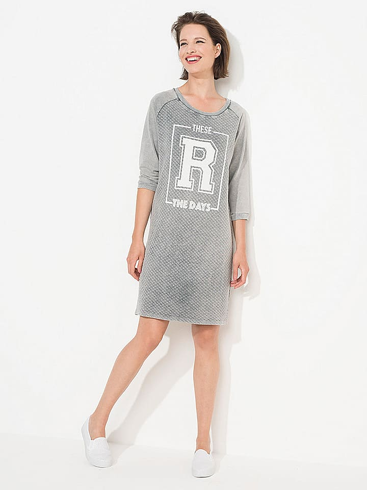 Tramontana Kleid in Grau