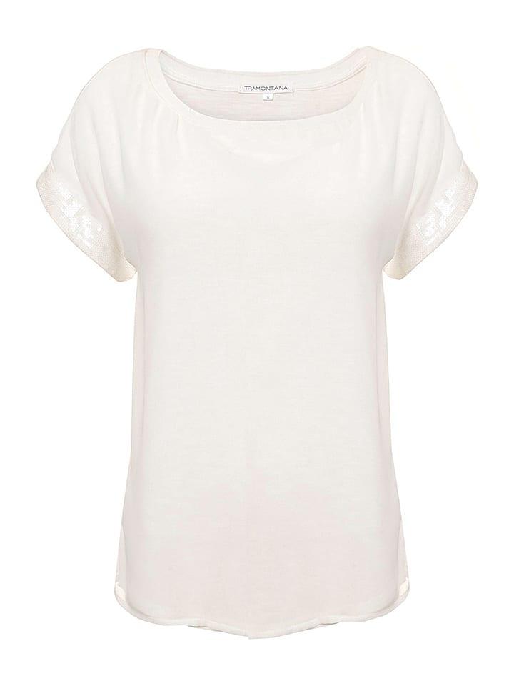 Tramontana Shirt in Creme