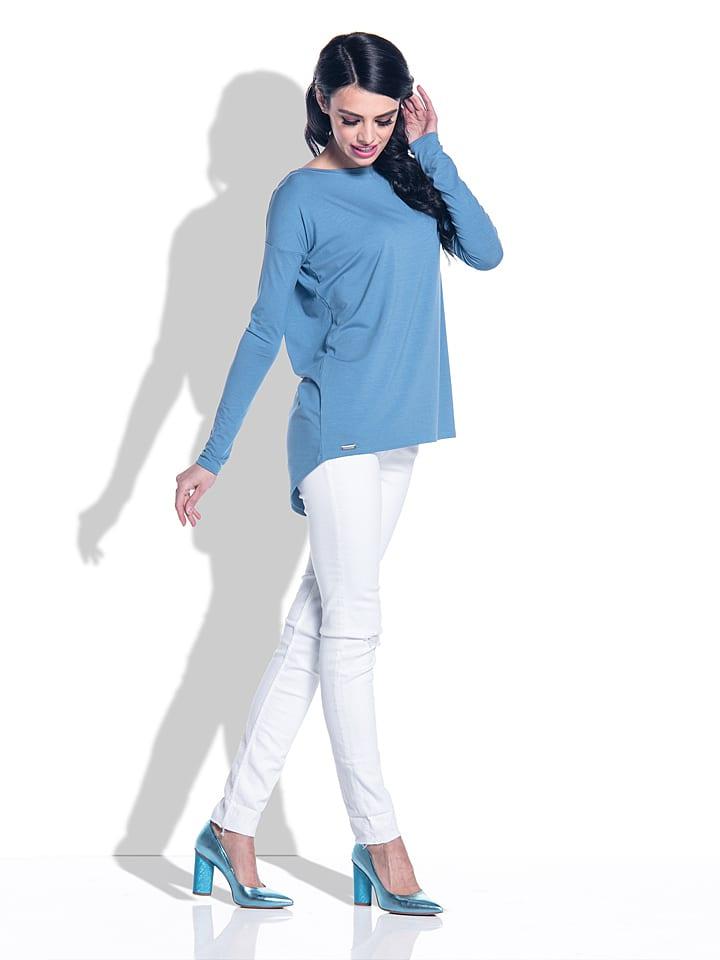 Fobya Shirt in Blau