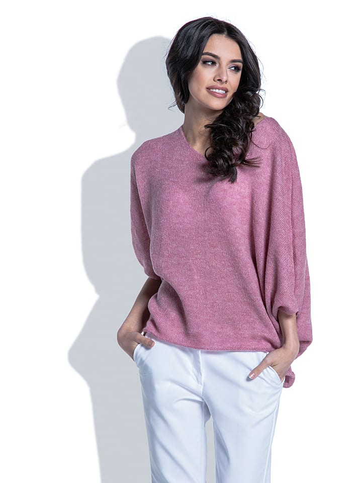 Fobya Pullover in Pink