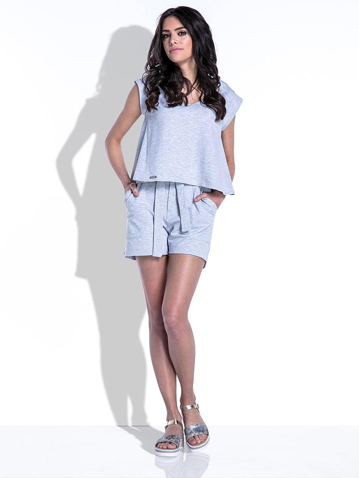 Fobya 2tlg. Outfit in Grau