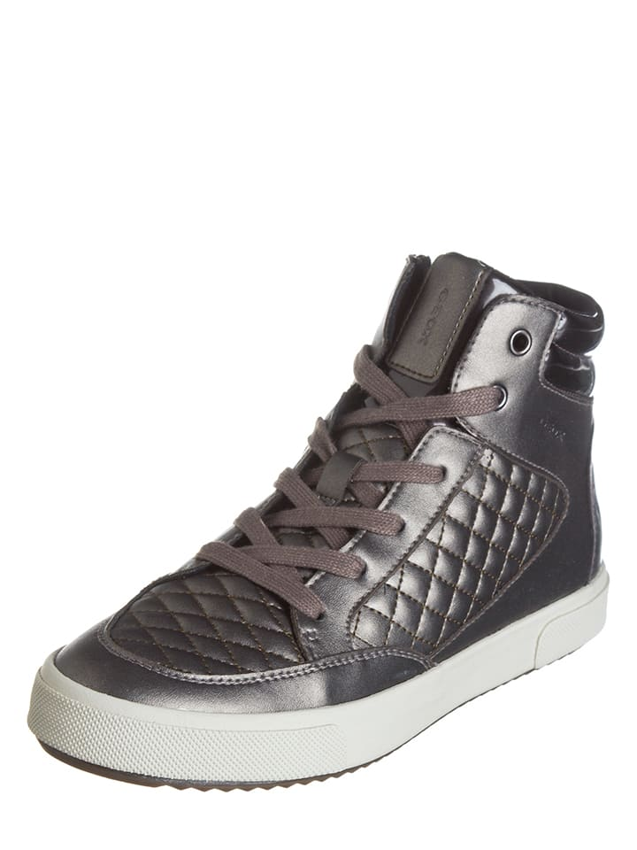 """Geox Sneakers """"Bloomie"""" in Grau"""