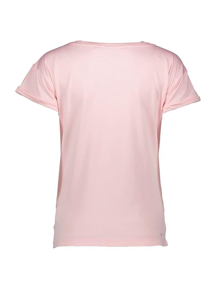 "Venice Beach Funktionsshirt ""Pluto"" in Rosa"