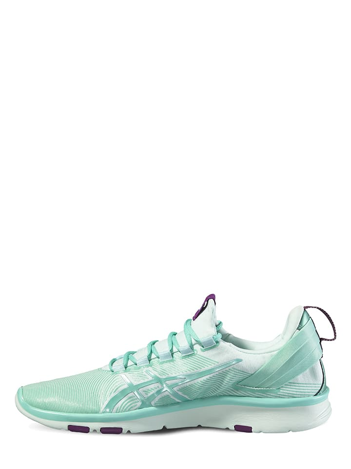 "Asics Trainingsschuhe ""Gel-Fit Sana 2"" in Mint"