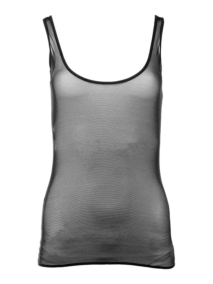 Diamor Hemdchen in Schwarz