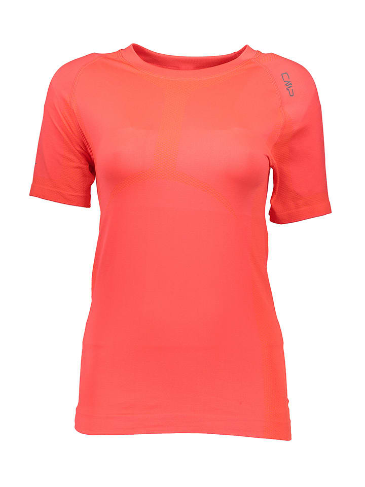 CMP Laufshirt in Neonorange