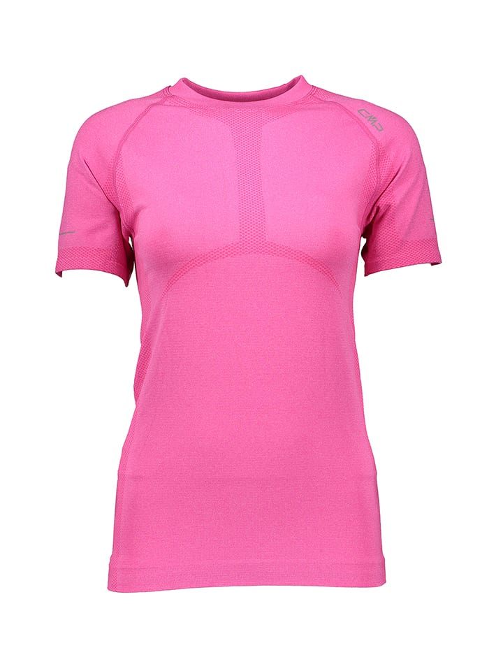 CMP Laufshirt in Pink