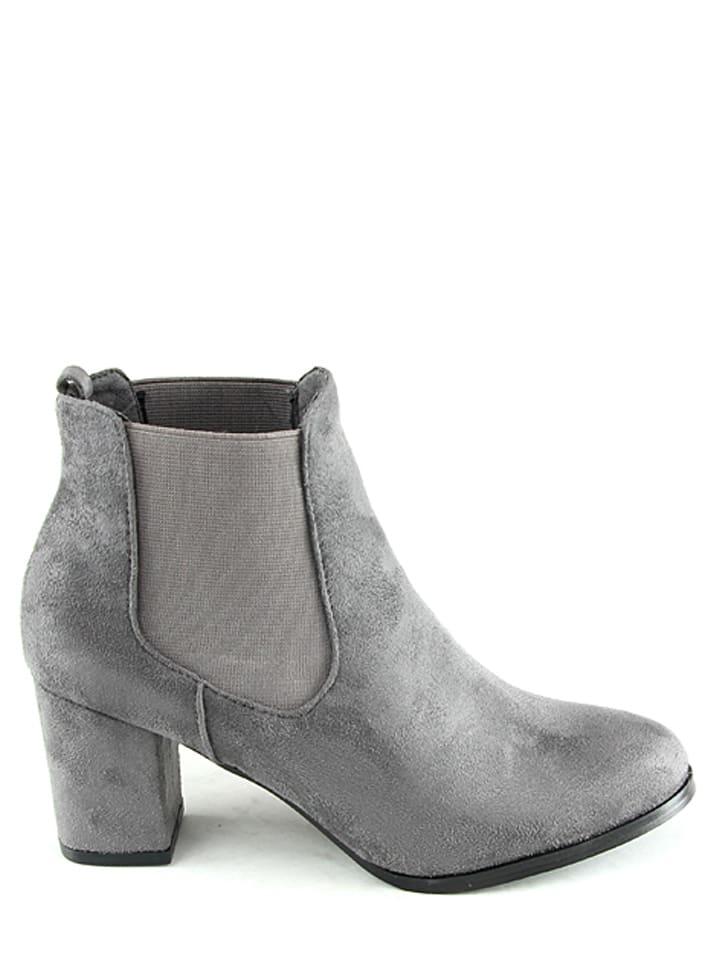 Poti Pati Chelsea-Boots in Grau
