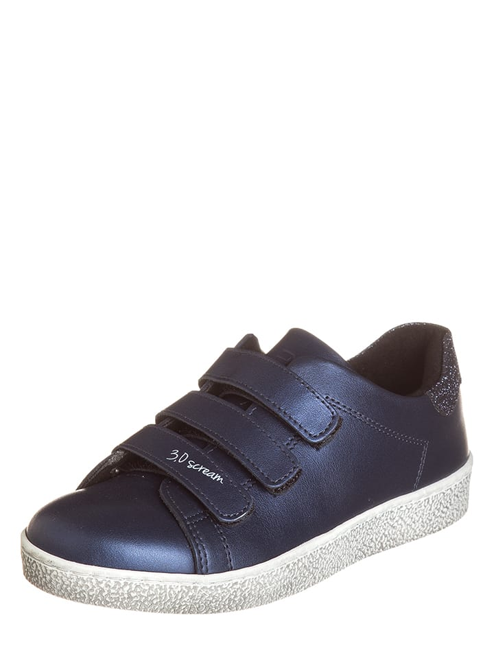 EB Shoes Leder-Sneakers in Dunkelblau - 63% OxL9PPhm9