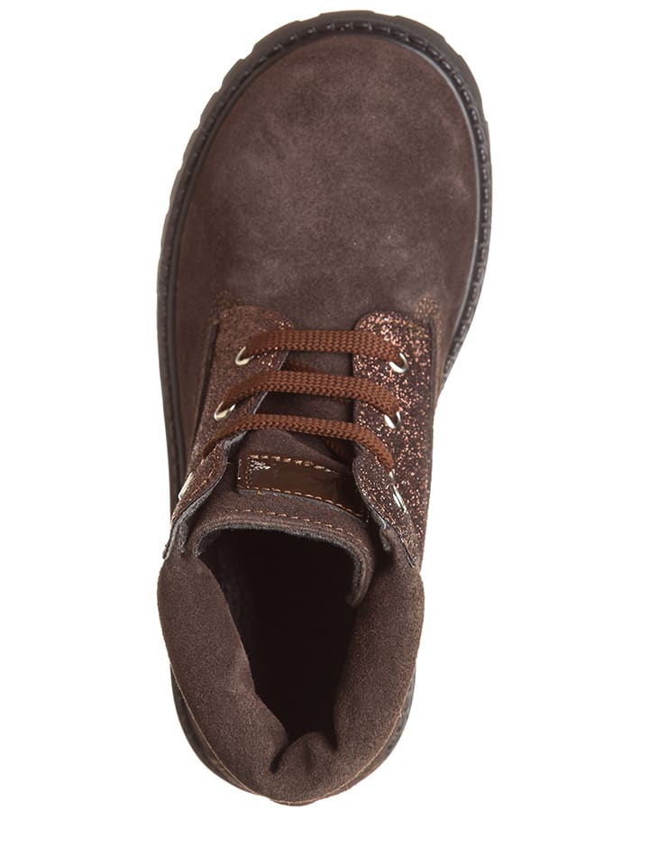 EB Shoes Boots in Braun