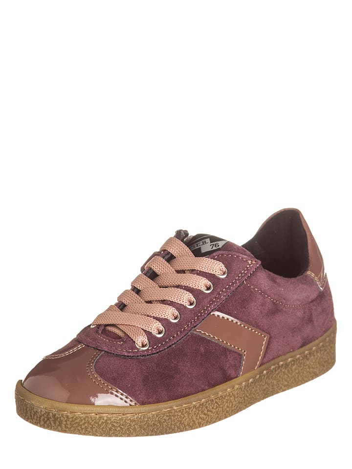 EB Shoes Leder-Sneakers in Schwarz - 64% cSKVTO5
