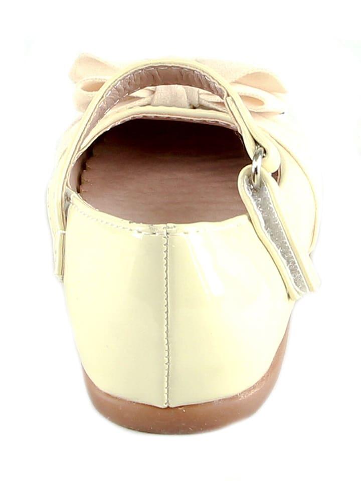 Doremi Ballerinas in Beige