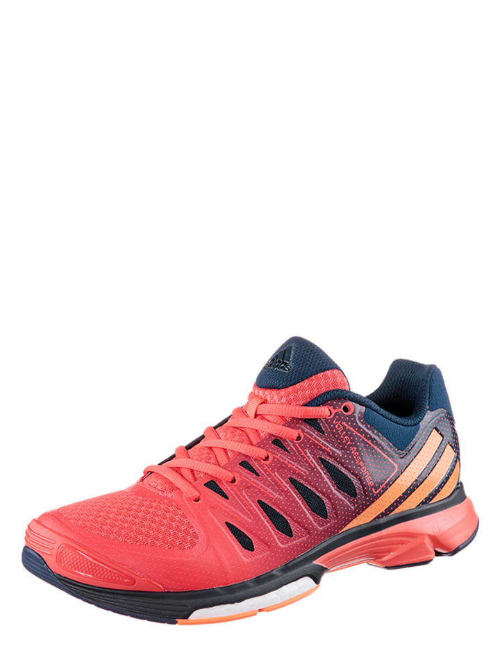 Adidas Sportschoenen oranje/donkerblauw