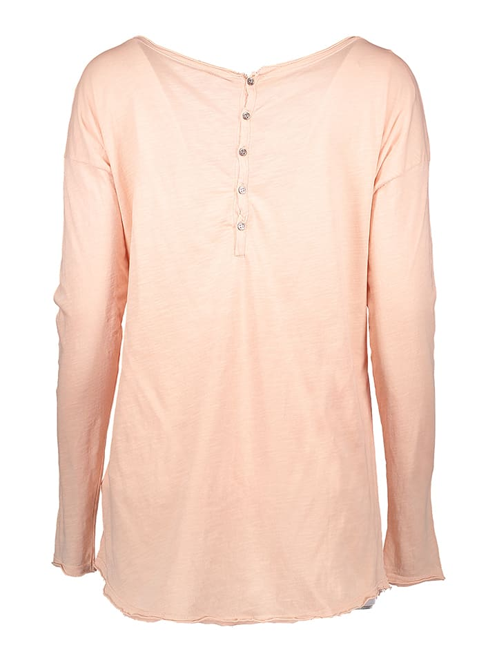 Benetton Shirt in Rosa
