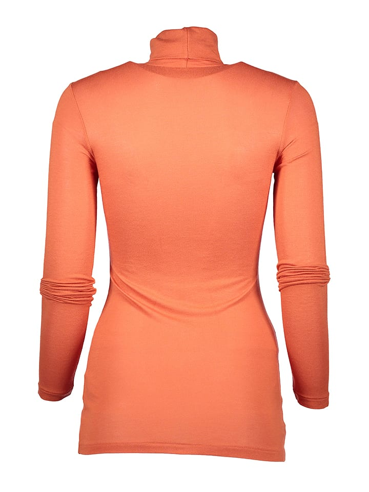 Benetton Longsleeve in Orange