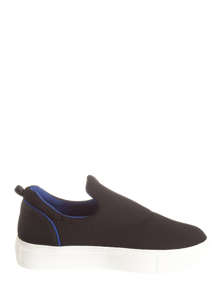 Benetton Sneakers in Schwarz