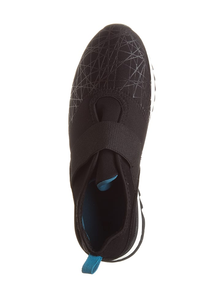 Benetton Sneakers in Schwarz