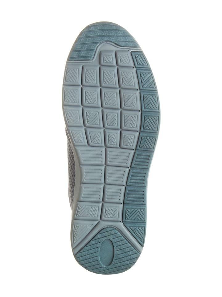 Benetton Sneakers in Hellblau