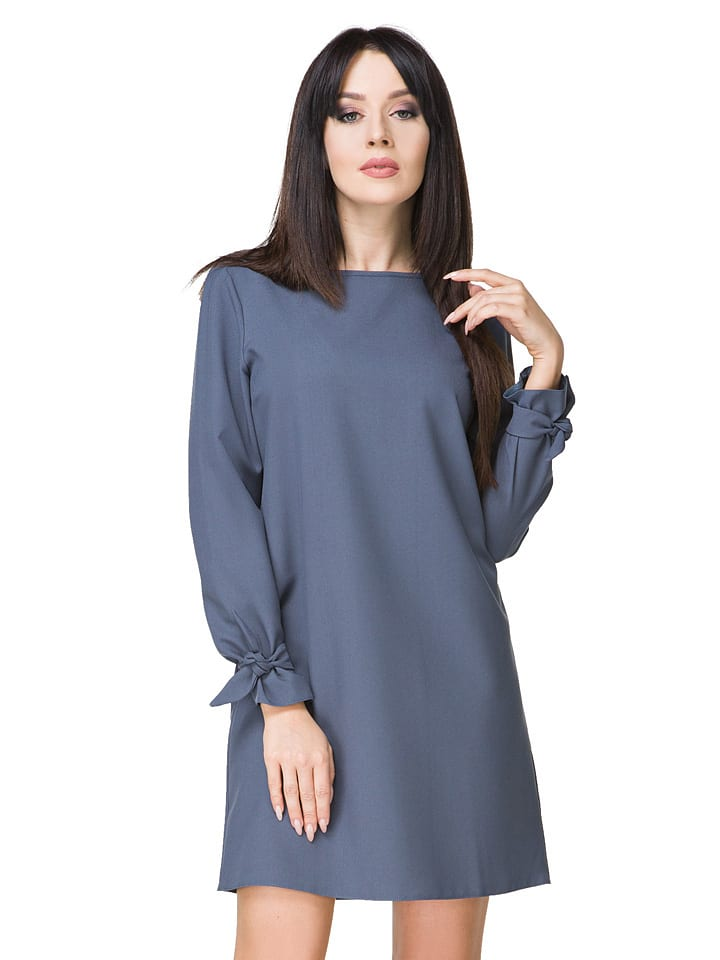 Tessita Kleid in Blau