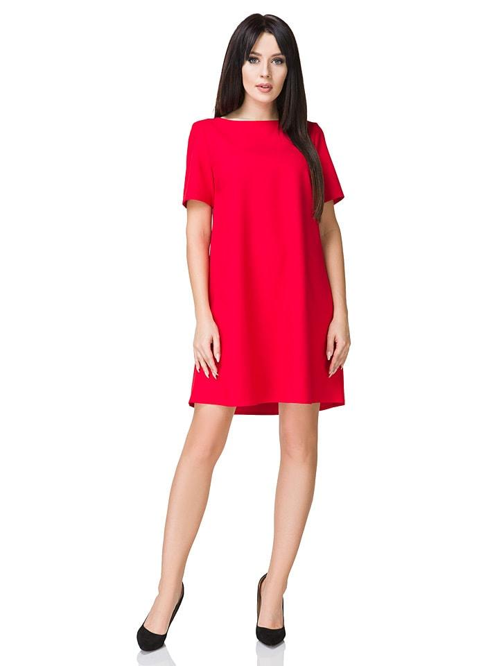Tessita Kleid in Rot