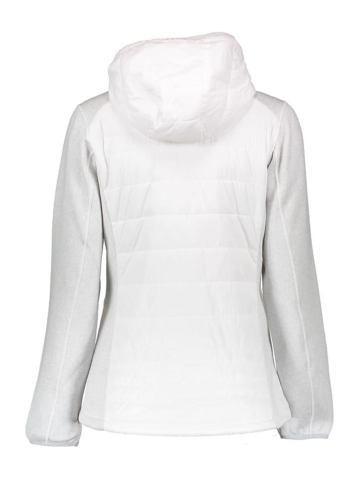 CMP Hybridjacke in Weiß