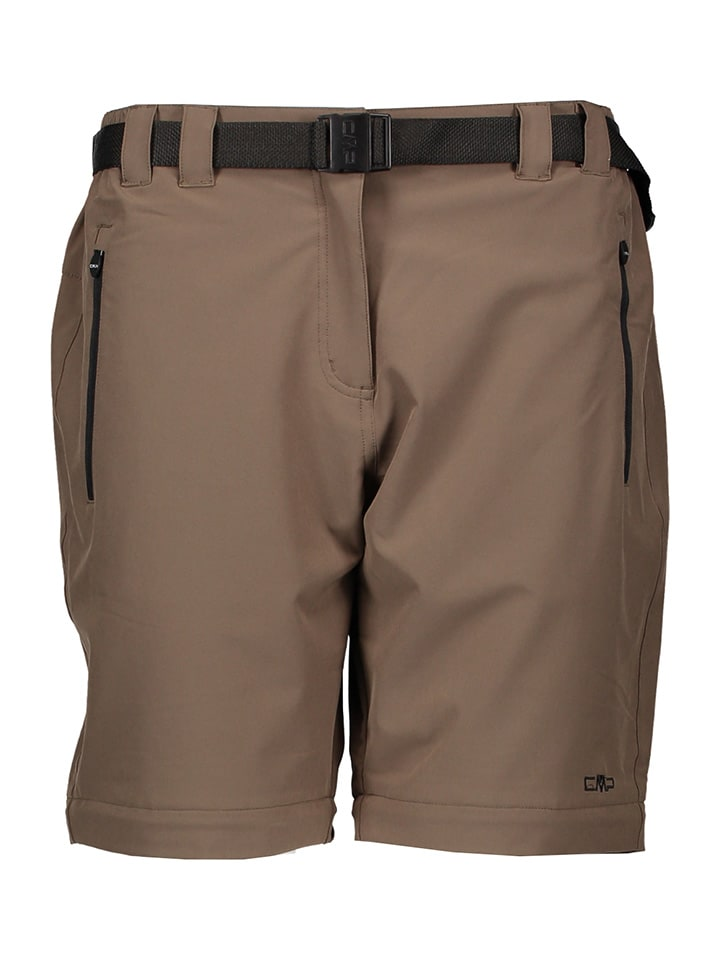 CMP Zip-Off-Hose in Braun