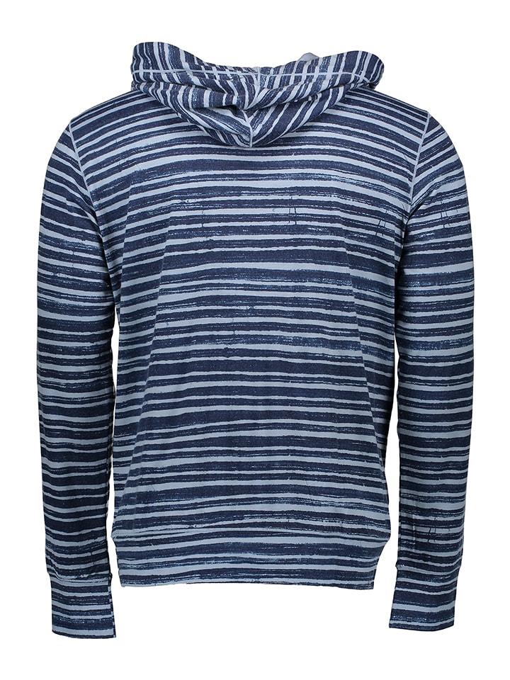 Super.natural Pullover in Blau/ Hellblau