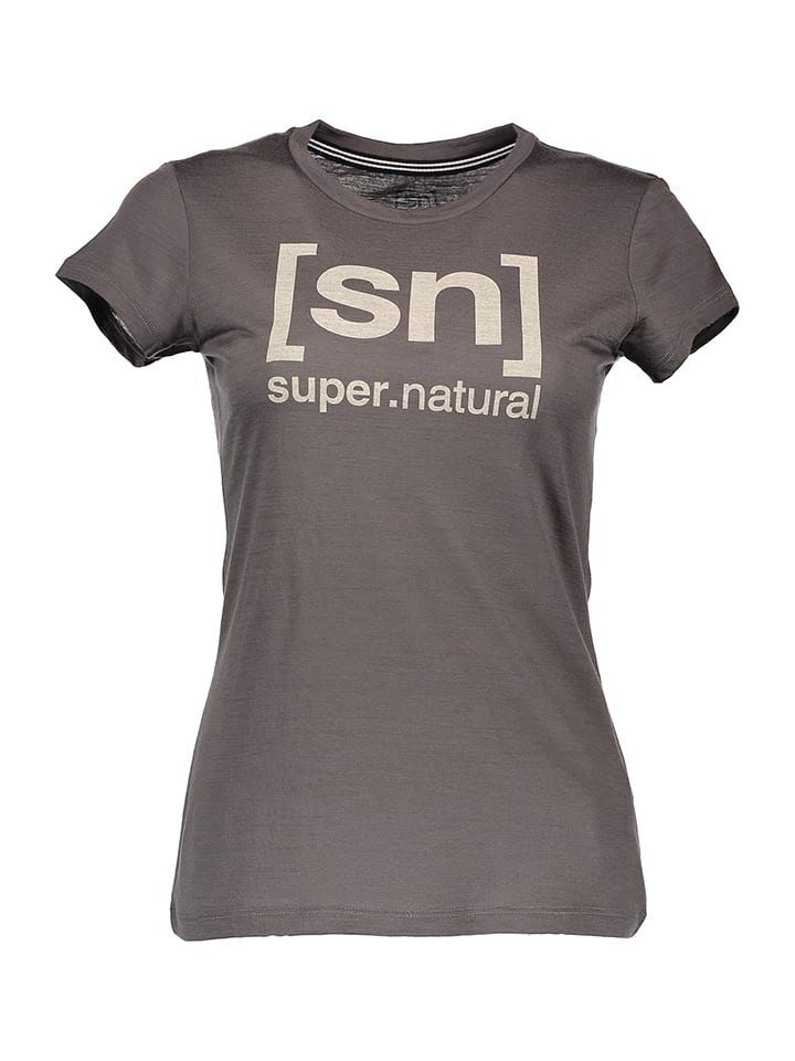 Super.natural Shirt in Grau