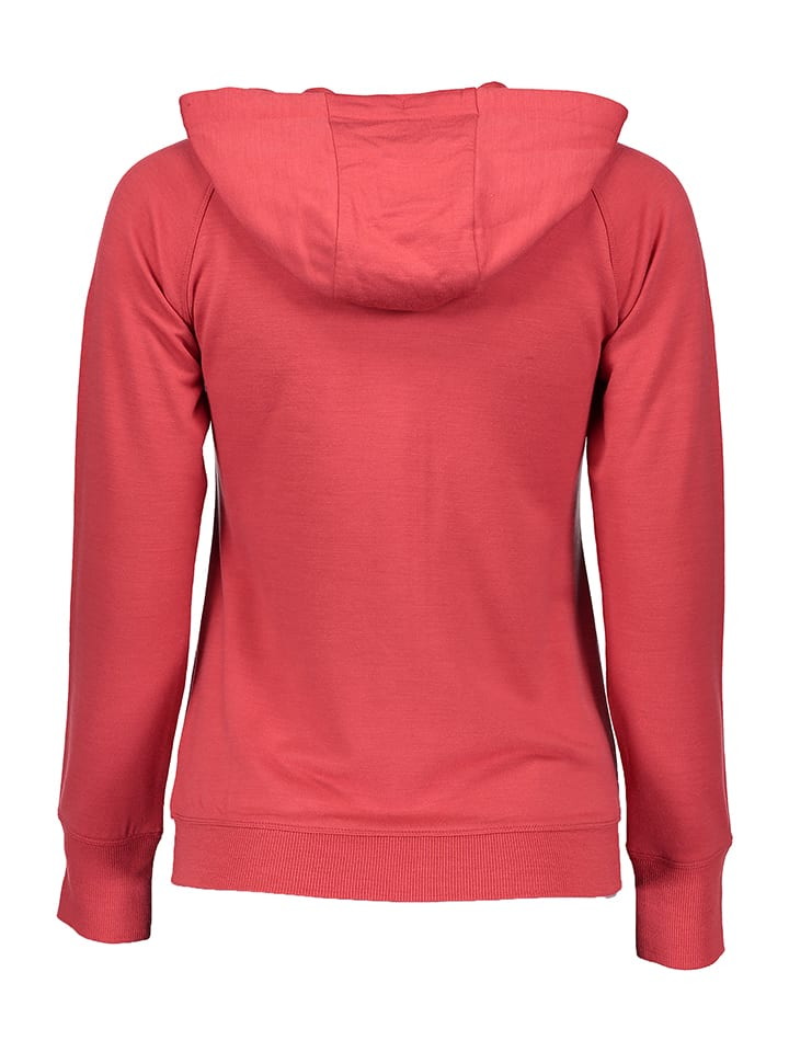 Super.natural Sweatjacke in Rot