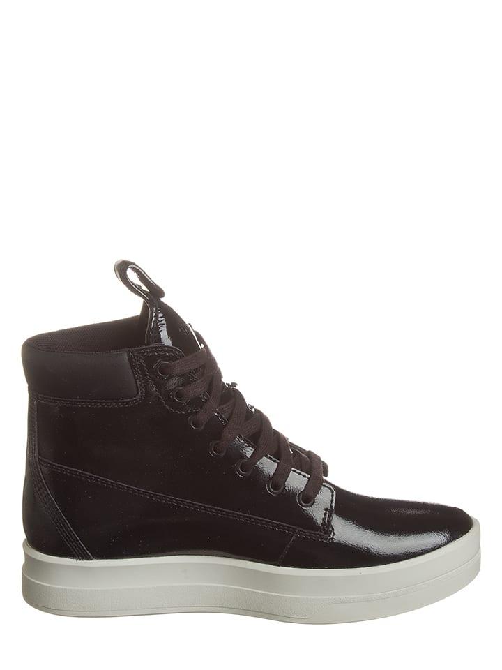 "Timberland Leder-Sneakers ""Mayliss"" in Schwarz"