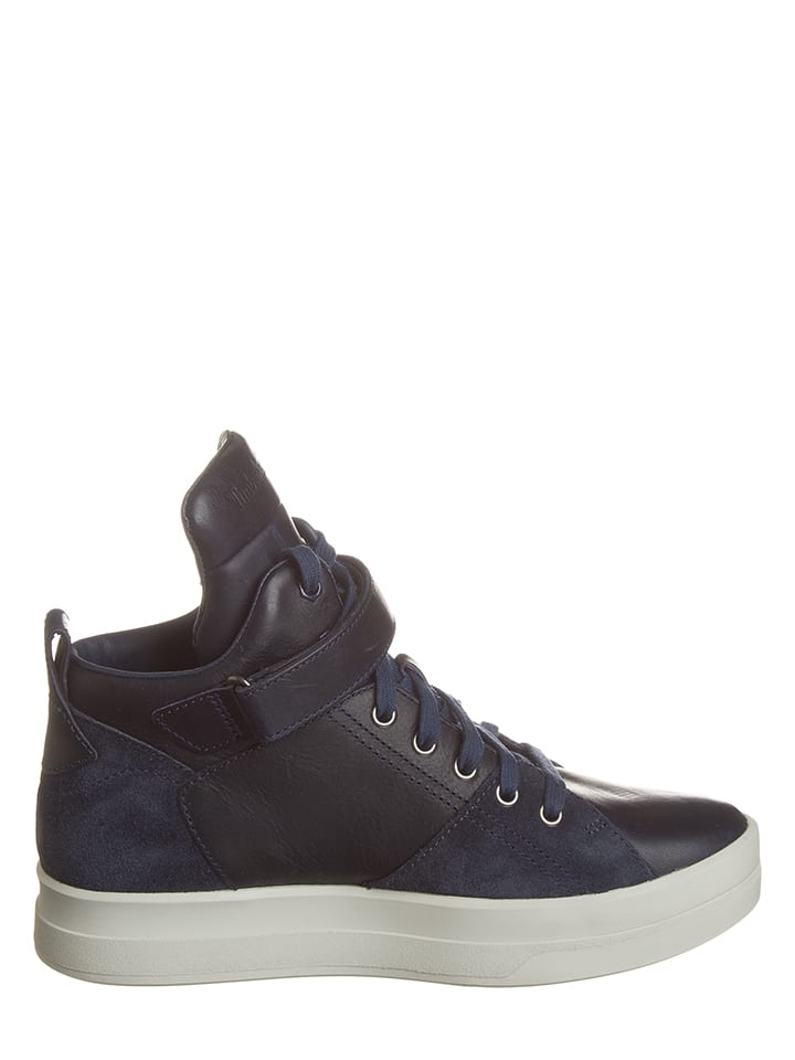 "Timberland Leder-Sneakers ""Mayliss"" in Dunkelblau"