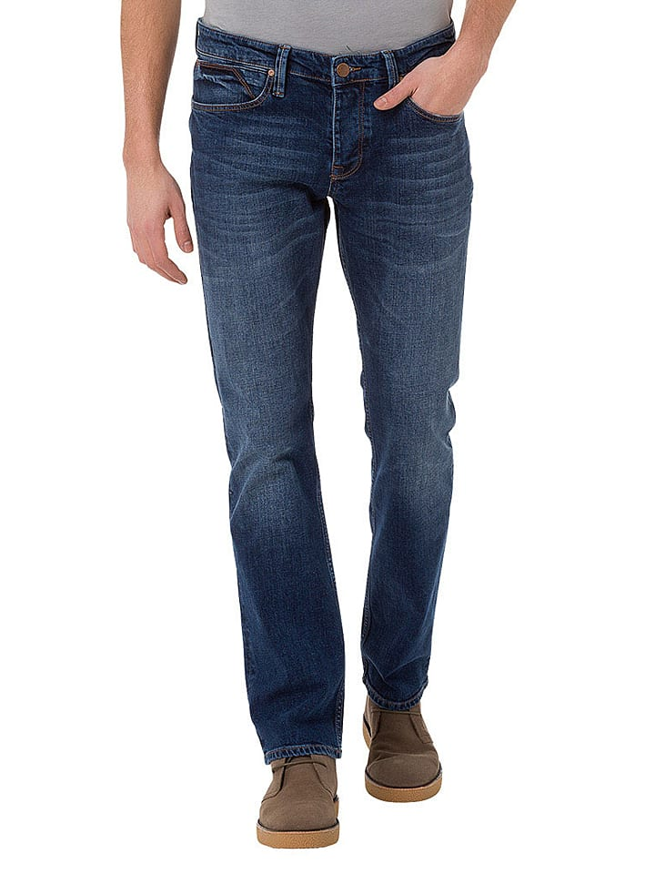 "Cross Jeans Jeans ""Dylan"" in Blau"