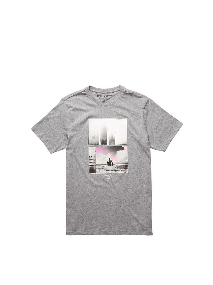 """Billabong Shirt """"Quiver"""" in Grau"""