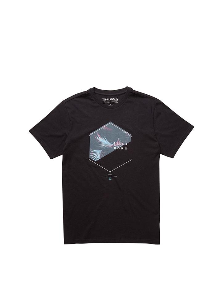"""Billabong Shirt """"Enter Tee"""" in Schwarz"""