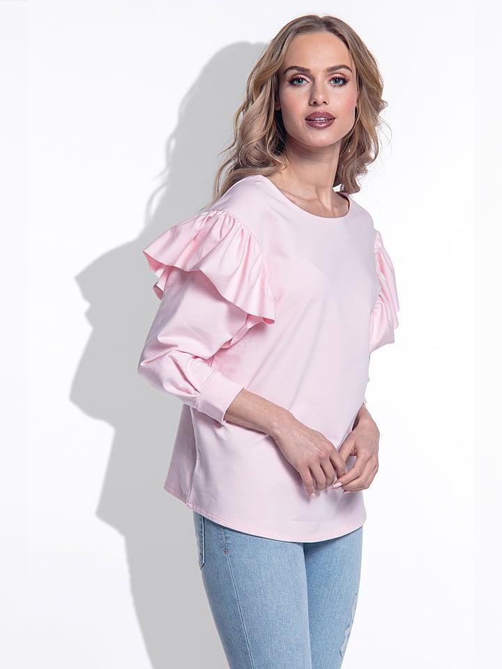 Fimfi Pullover in Rosa
