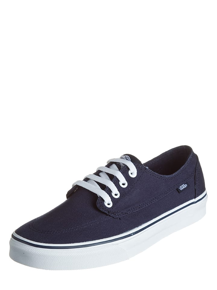 "Vans Sneakers ""Brigata"" in Dunkelblau"