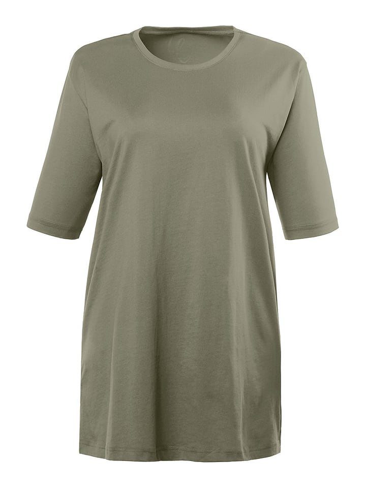 Ulla Popken Shirt in Khaki