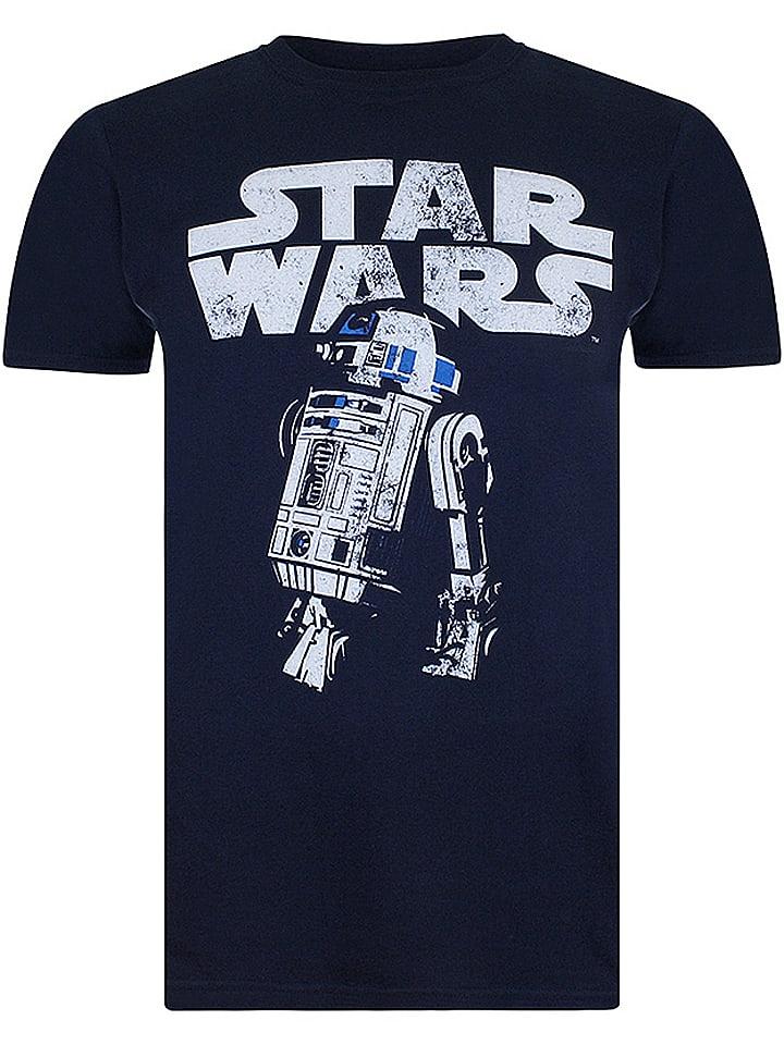 "Star Wars Shirt ""Star Wars"" in Dunkelblau"