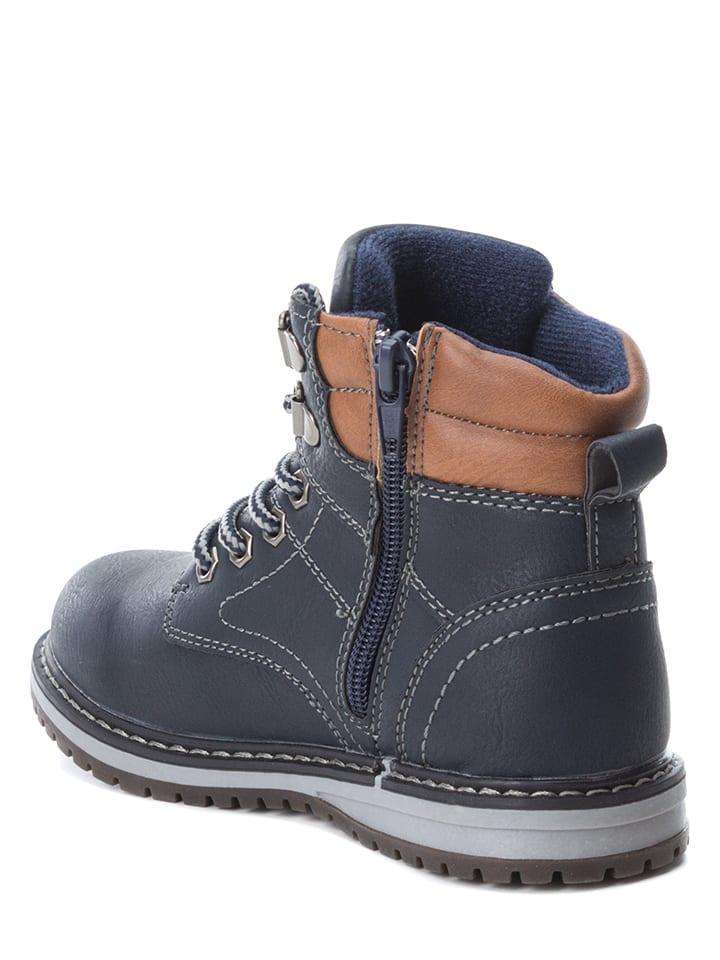 XTI Kids Boots in Dunkelblau