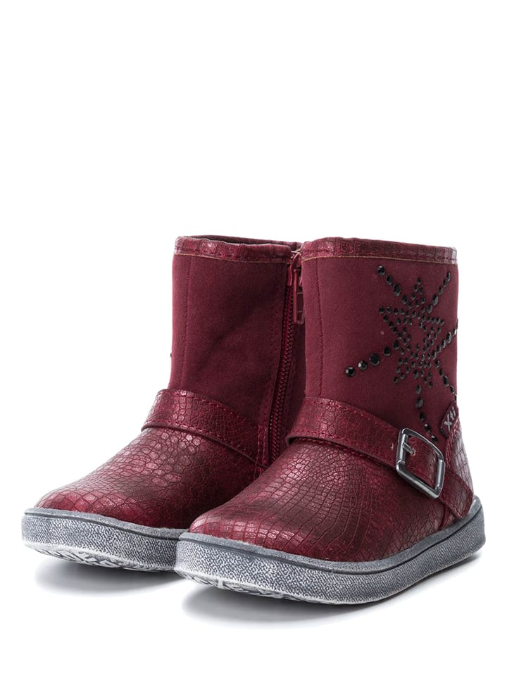 XTI Kids Boots in Rot