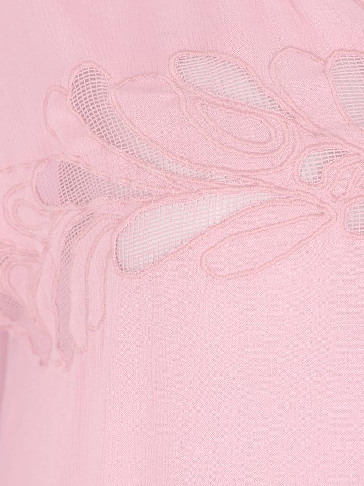 Zizzi Shirt in Rosa