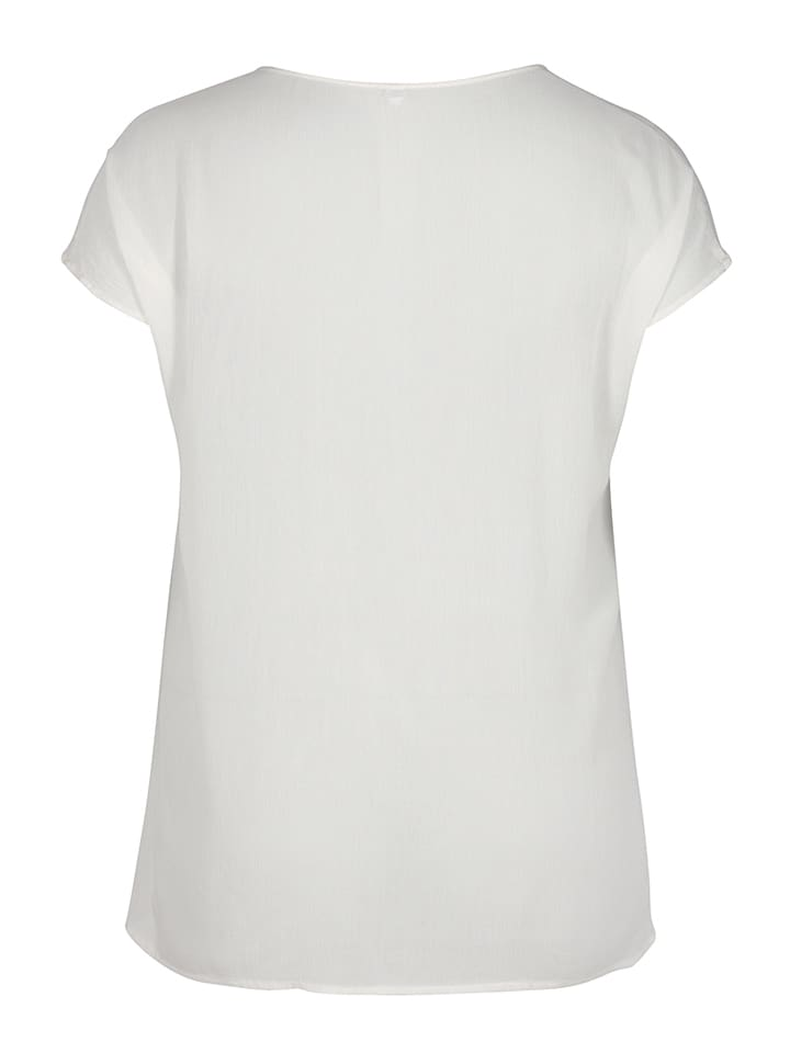 Zizzi Shirt in Creme