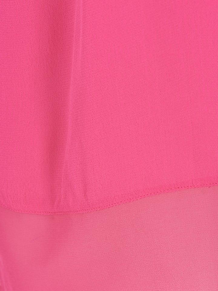 "Zizzi Shirt ""Unilla"" in Pink"