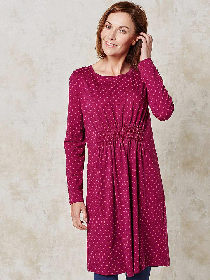 """Deerberg Kleid """"Helvi"""" in Pink"""
