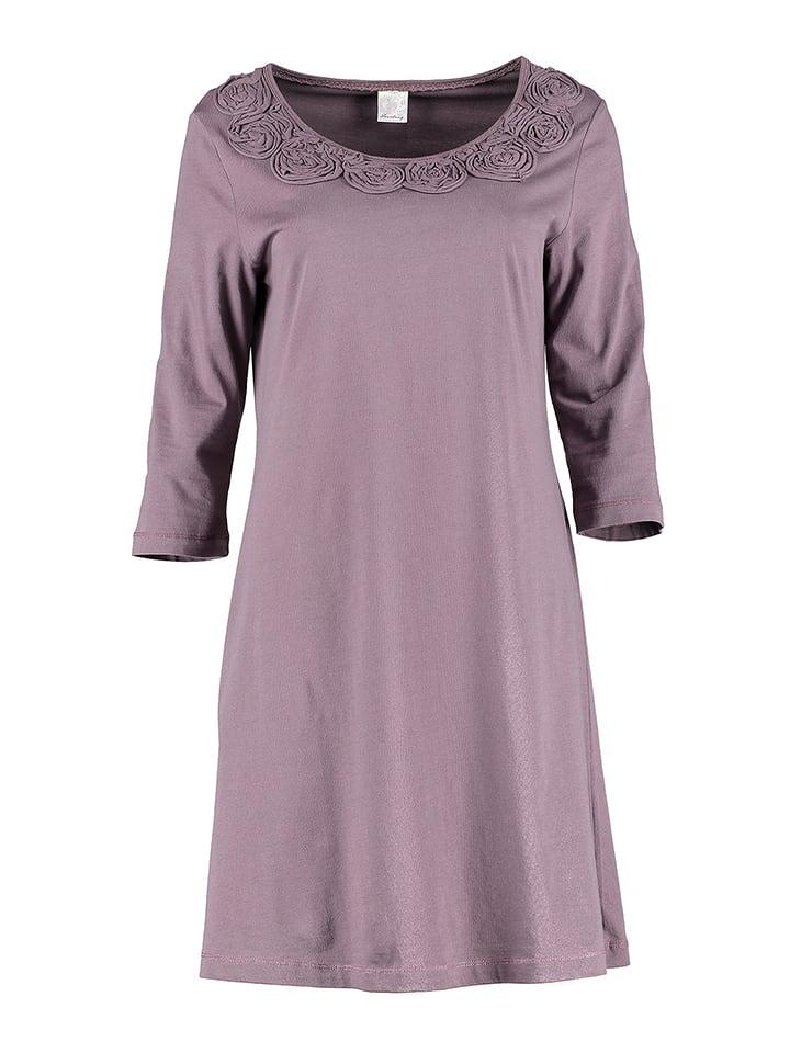 Deerberg Kleid in Flieder
