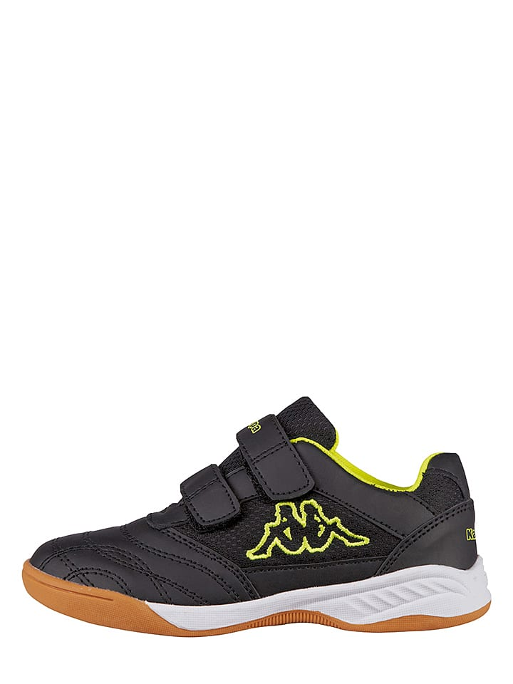 Kappa Sneakers Kickoff T in Schwarz