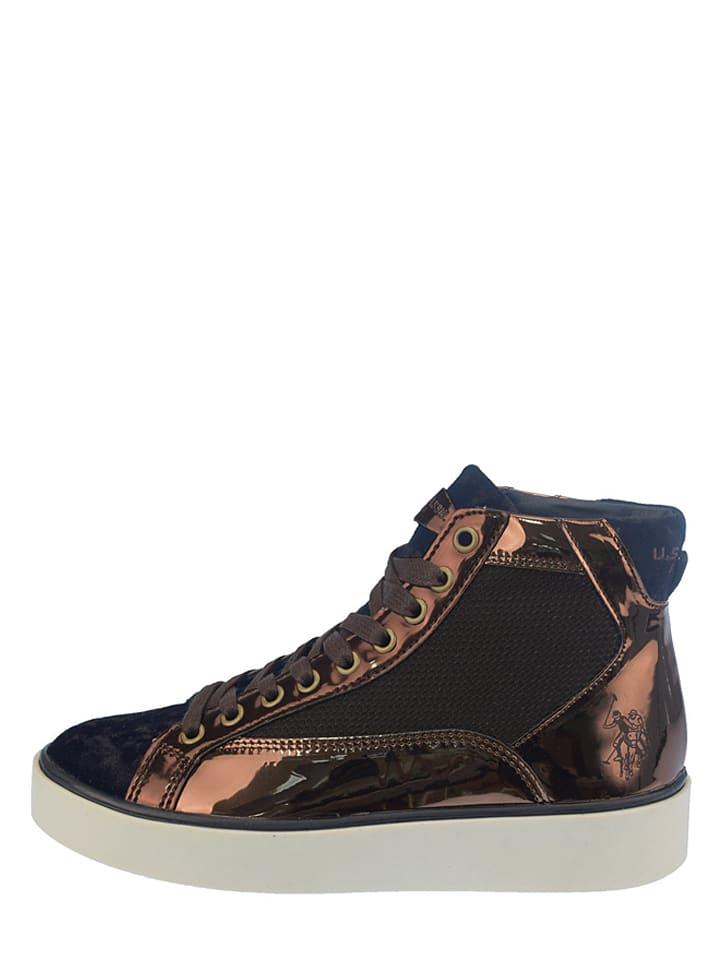 U.S. Polo Sneakers Vanya in Bronze