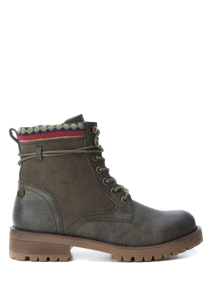Refresh Boots in Schwarz - 61% TmwKGtVpF