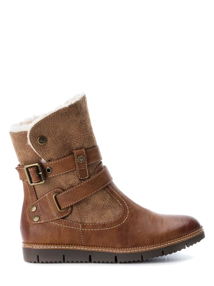 Refresh Boots in Camel